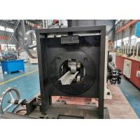 China 12-15m / Min Door Frame Roll Forming Machine , CZ Purlin Profile Forming Machine on sale