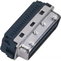 Best WCON 1.27mm 14~100P Computer Pin Connectors IDC Ribbon Type For Cable wholesale