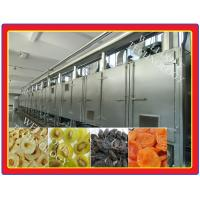 Best H - 1000Kgs Loading Mesh Belt Dryer , Explosion Resistance Gas Conveyor Dryer wholesale
