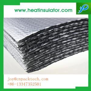 Best Aluminum Double Bubble Foil Insulation Material For Construction Heat Insulation wholesale