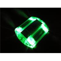Best Solar Powered LED Plastic Road Stud IP68 Outdoor 100X100X20 mm wholesale
