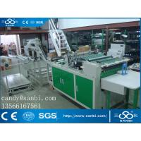Best 800/1000mm Bubble Film Plastic Bag Making Machine For Packing All Goods wholesale