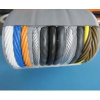 Best Flat Flexible Traveling Cable for Elevator with CE certificate TVVBG  with Special PVC Jacket wholesale