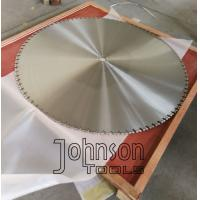 Best 64 Inch 1600mm Wall Saw Blades Big Diamond Reinforced Concrete Wall Cutting Saw wholesale