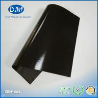 Best Flexible Rubber Custom Industrial Magnets Adhesive Roll / Sheet / Strip Shaped wholesale