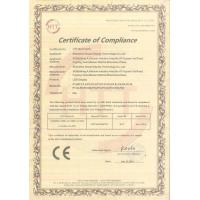 Shenzhen Royal Display Technology Co.,Ltd. Certifications