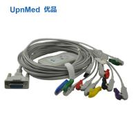 Mortara 10 lead EKG cable with leadwires