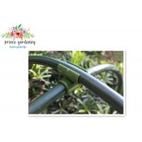Best Heavy Duty Green Flower Garden Plant Supports Stake With Plastic Coated wholesale