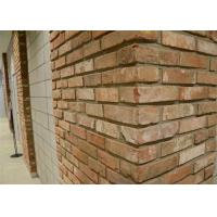 Best Long History Old Wall Bricks For Exterior / Interior Wall 240*50*20mm wholesale