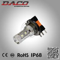 Best H15 High power CREE 50W LED Fog Lamp non-polarized 10-30V wholesale