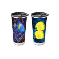 Best Food Grade 3D Lenticular Printing Service Plastic Kids Drinking Cup wholesale
