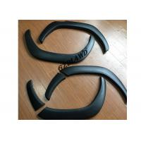Buy cheap Original Style Black Fender Flares For Hilux Revo Rocco SR5 2018 Wheel Fender Trims from wholesalers