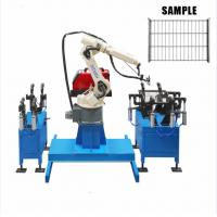 Buy cheap 6 Axis CNC CO2/Argon MIG Industrial Automatic Welding Robot price from wholesalers
