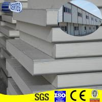 Buy cheap Villa EPS sandwich wall panel from wholesalers