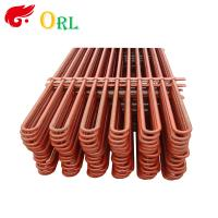 Buy cheap Fire Tube CFB Boiler Super Heater Coils Anti Corrosion ASME Standard from wholesalers