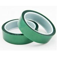 China 85um PET Silicone Tape for Insulation Packing And Fixing Electrical Goods on sale