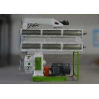 China 1t/H 20t/H Industrial Pellet Machine For Cattle Chicken Poultry on sale