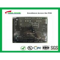 Best Black Solder Mask Quick Turn Pcb Assembly 2 Layer Fr4 1.6mm Lead Free Hasl wholesale