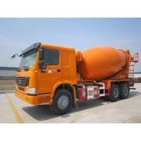 Best Best Seller SINOTRUK HOWO 6X4 Concrete Mixer Trucks wholesale