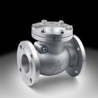 Quality Stainless steel 2Cr13 Seat Raised Face Swing Check Valve ISO 9001 / API 6D wholesale