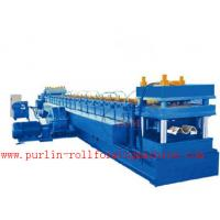 Best 4mm Thickness Guardrail Forming Machine For Making Highway Barrier According to ANSI wholesale