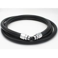 Quality Fuel Delivery Hose / Fuel Dispensing Hose Incorporated With Single Braid Static Wire wholesale