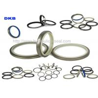 Best DKBI / DKB / NBR PU Hydraulic Wiper Seals , Machinery Hydraulic Oil Seal wholesale