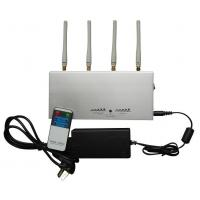 Best 2G / 3G Cell Phone Signal Jammer For schools With Remote Control wholesale