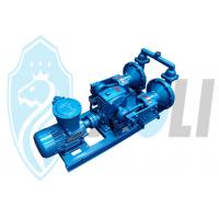 Best Customized Cast Iron Electric Diaphragm Pump Membrane Pumps Compact Structure wholesale