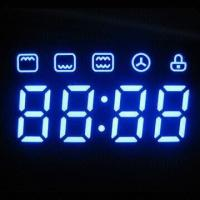 Best Four-digit Display, Customized Colors are Accepted, Comes in Blue wholesale