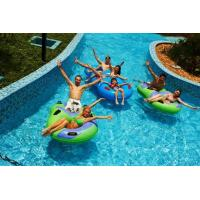 Best PLC Control Rafting River Artificial Water Park Equipment For Family wholesale