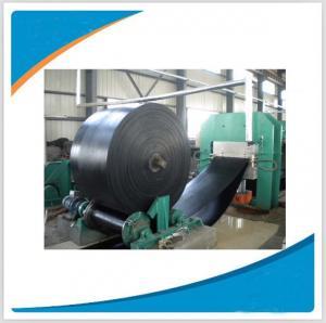 Rubber conveyor belt EP conveyor belt DIN22102-22131