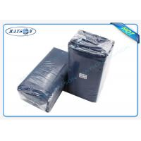 Best Water Proof PE Coated Disposable Bed Sheet Size 80CM x 210CM For Massage wholesale