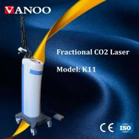 Best Co2 Glass Laser Tube / CO2 Fractional Laser Machine Improve Skin Laxity / Photoaging wholesale
