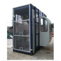 OEM Construction Hoist Parts Building Lifter Elevator Cage with 2000kg Load Capacity