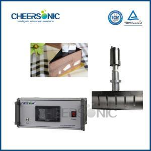 Best 1600W Mousse Cake / Ice Cream Bars Food Slicing Machine With Ultrasonic Generator wholesale