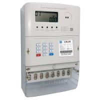 Best Mnin grid 20 Digits Token Three Phase Energy Meters , Low Credit Warning Tamper Protection wholesale