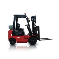 Best JAC Gasoline Forklift Truck 1.5 Ton Lifting Capacity 3m - 6m Lift Height wholesale