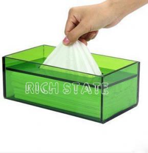 Best Perspex tissue box wholesale