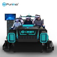 Best 600KG Load 9D Virtual Reality Simulator VR Cinema Car Racing Game Machine 220V wholesale