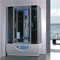 Best Large Rectangular Shower Enclosure Hydromassage Steam Bath Shower Combination wholesale
