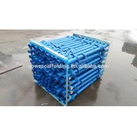Best Q235 / Q345 Cuplock Scaffolding System With hot dip galvanized Pipe wholesale