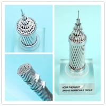 Best High Tensile Strength All Aluminium Conductor , Tulip 336.4 MCM American Bare Conductor wholesale