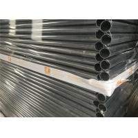 Buy cheap 2.1mx2.4m temp fence Zinc coating: 200g/m2 for wire(28 microns); 300g/m2 for pipe(42 microns) Standard: AS4687-2007 from wholesalers