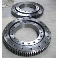 Buy cheap New Swing Bearing Excavator EX120-1 EX120-2 EX120-3 EX120-5 Slew Ring, 50Mn, 42CrMo material slewing bearing from wholesalers