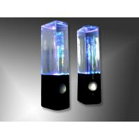Best Mini Speaker,The colorful lamps,Touch the water device,USB power supply. wholesale