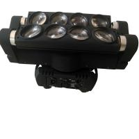 Best Professional 8* 10W Mini LED Spider Light / Led Moving Head Lights For Small Concerts wholesale