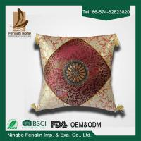 Best Indoor Jacquard Canvas Couch Cushion Covers Decorative Pillows For Couch wholesale