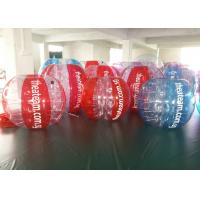 Best Eco Friendly Inflatable Body Bumpers 0.8mm PVC / TPU OEM / ODM Accepted wholesale