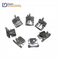 Best Height screen printing hinge clamps with best price wholesale